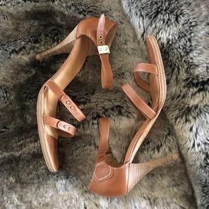Hermes 100% Authentic Sandal Pump $1595 Worn1X 38